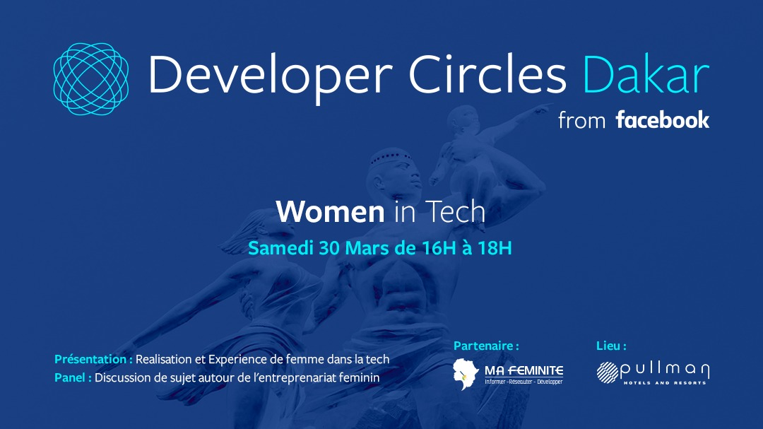 Célébration Women In Tech